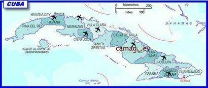 Camaguey Rentals How to get to Camaguey Cuba